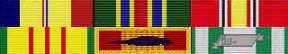 Vietnam Ribbon Bar